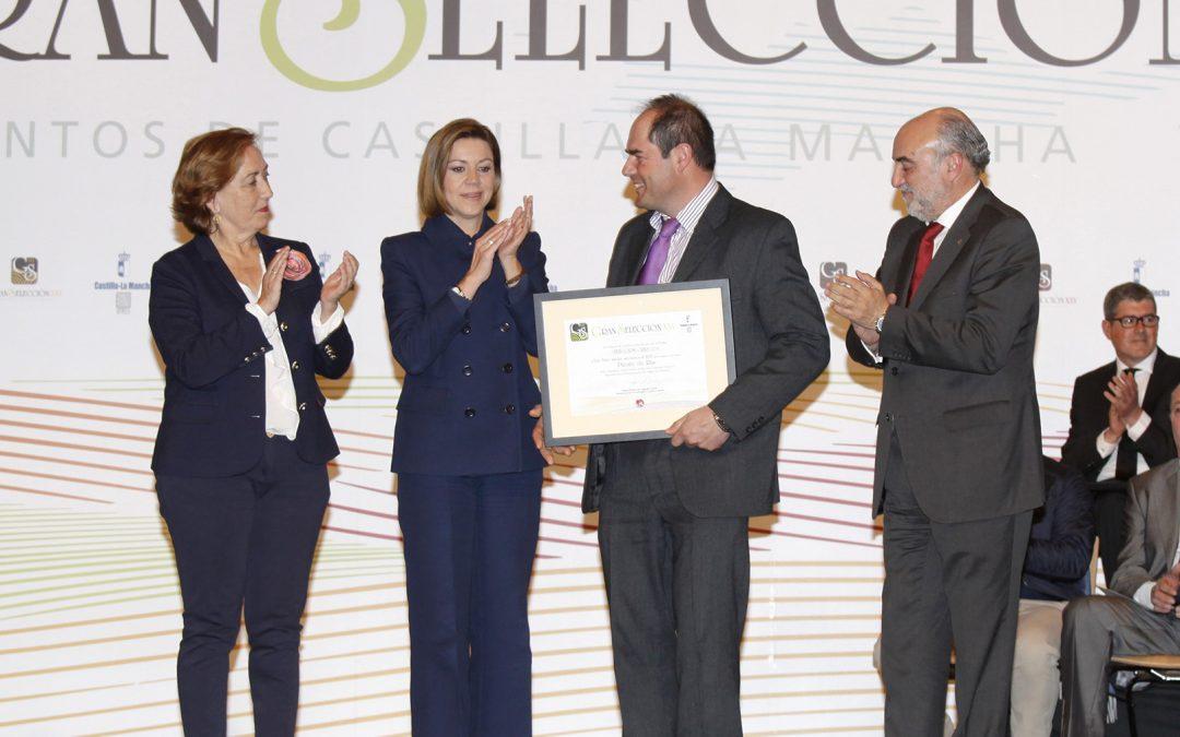 """""""Puente de Rus Crianza 2009"""" premio """"Gran Selección 2014"""" a los vinos de calidad diferenciada."""