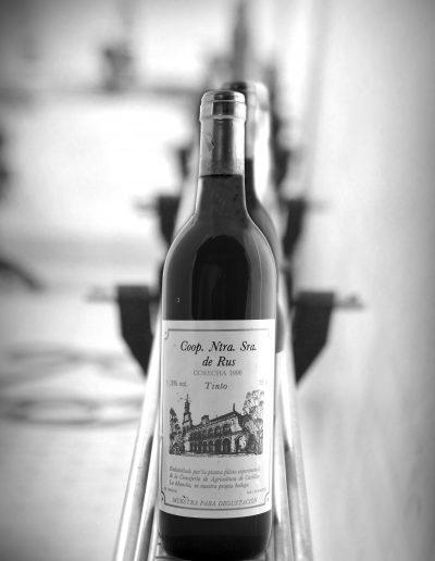 1er vino embotellado